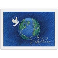 Peaceful Messenger - Hanukkah Cards