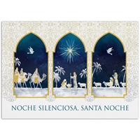 Blessings of Christmas - Spanish Holiday Cards