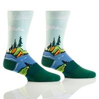 Great Outdoors Crew Socks