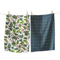 Holly Berries Towel Set