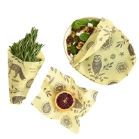 Into the Woods Reusable Food Wraps