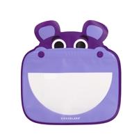 Hippo Reusable Zipper Snack Bags
