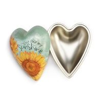 Sunshine Art Heart Keeper
