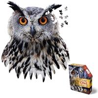 I Am Owl Puzzle