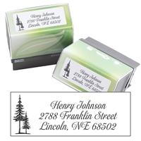 Tree Self-inking Stamp