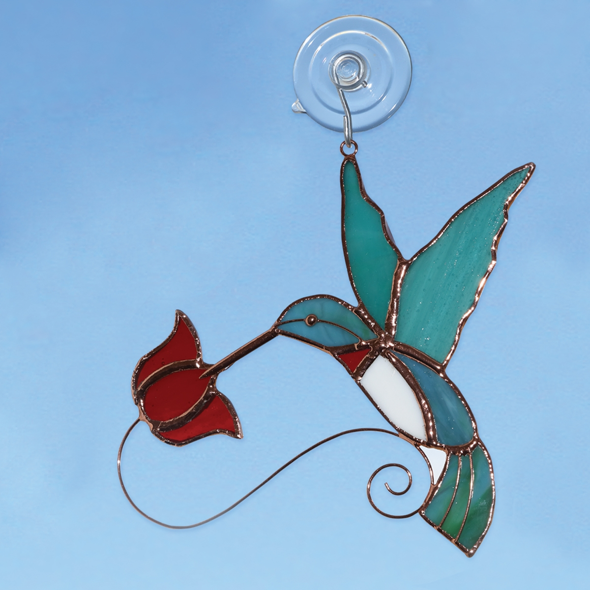 Hummingbird Suncatcher