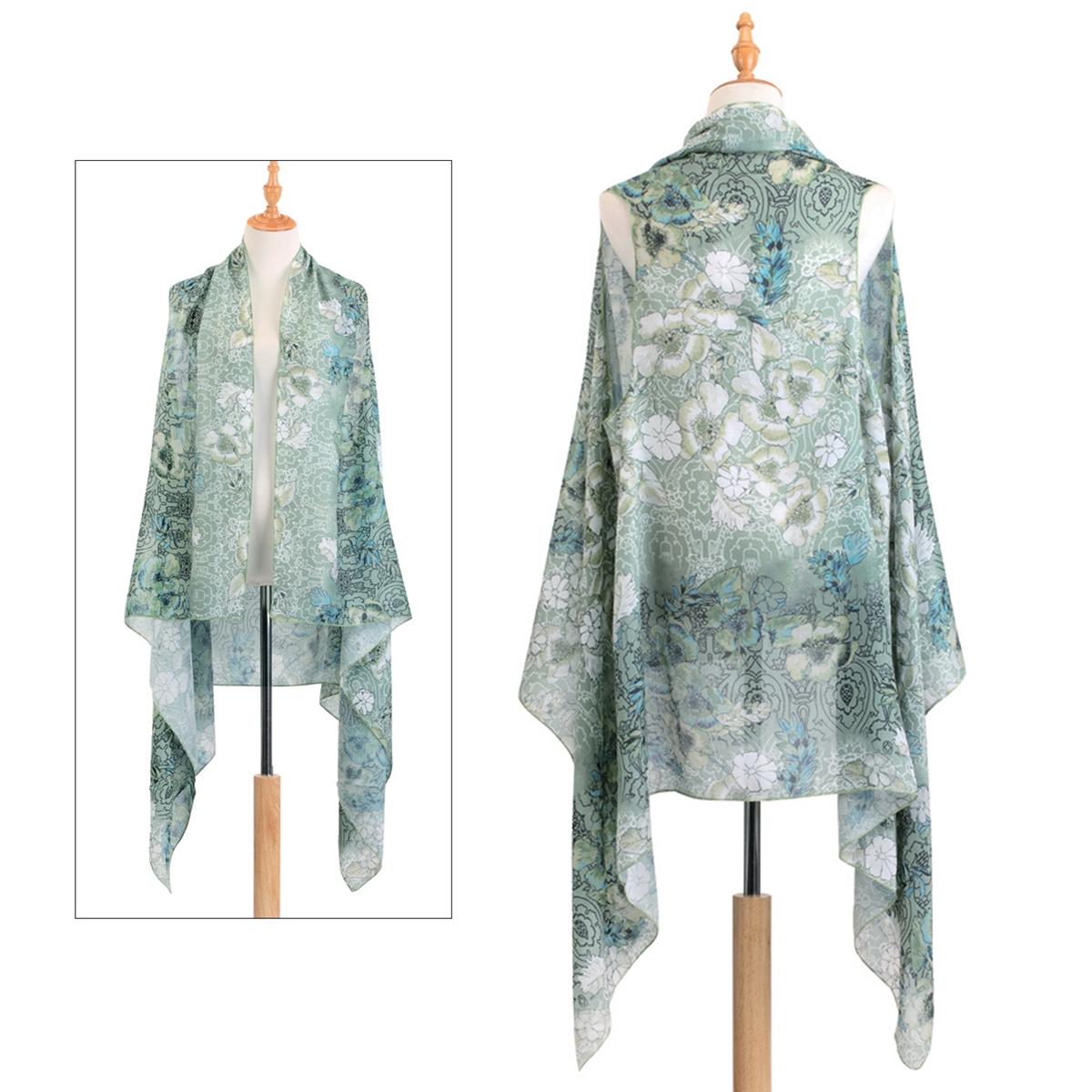 Anemones Scarf Vest