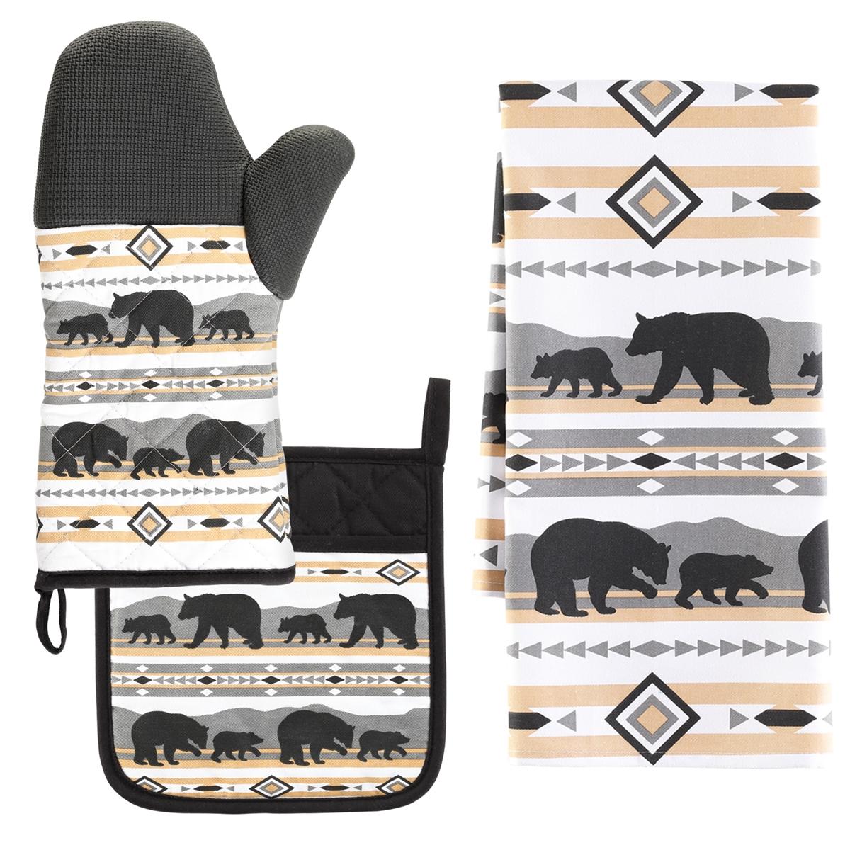 Bear Fever Kitchen Set