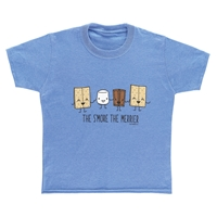 The S'more the Merrier Kids Tee