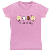 The S'more the Merrier Ladies Tee