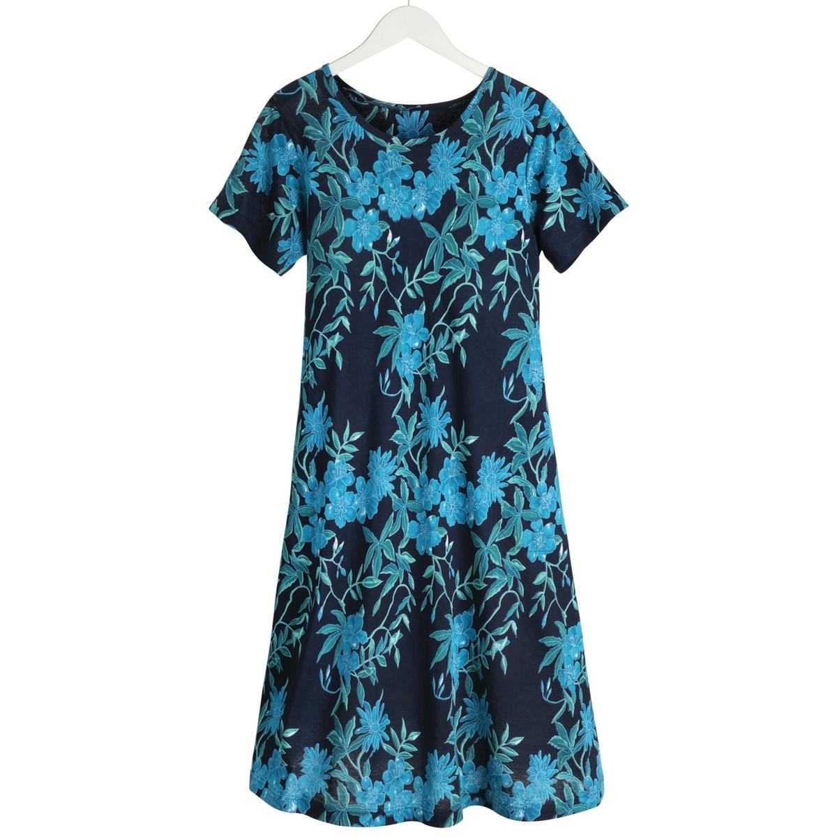 Geranium Knit Dress