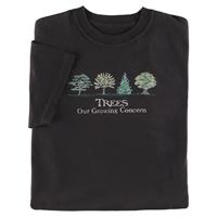Trees for Wildlife Organic Tee