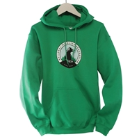 NWF Logo Green Pullover
