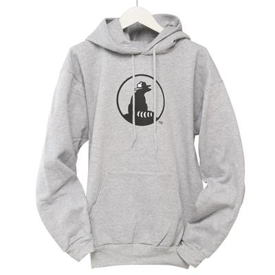 NWF Logo Grey Pullover