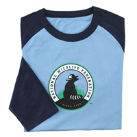 NWF Logo Blue Jersey