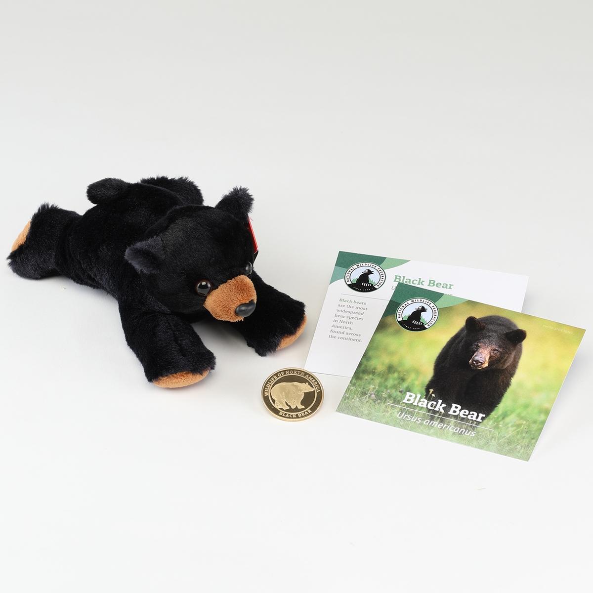 Black Bear Collector Coin
