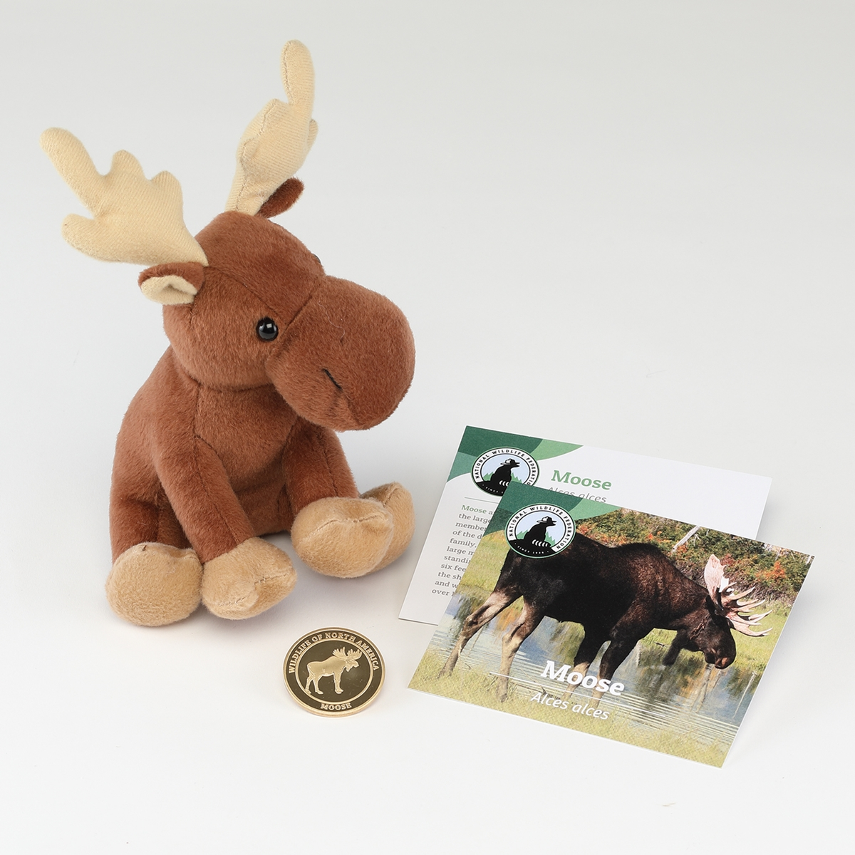 Moose Collector Coin