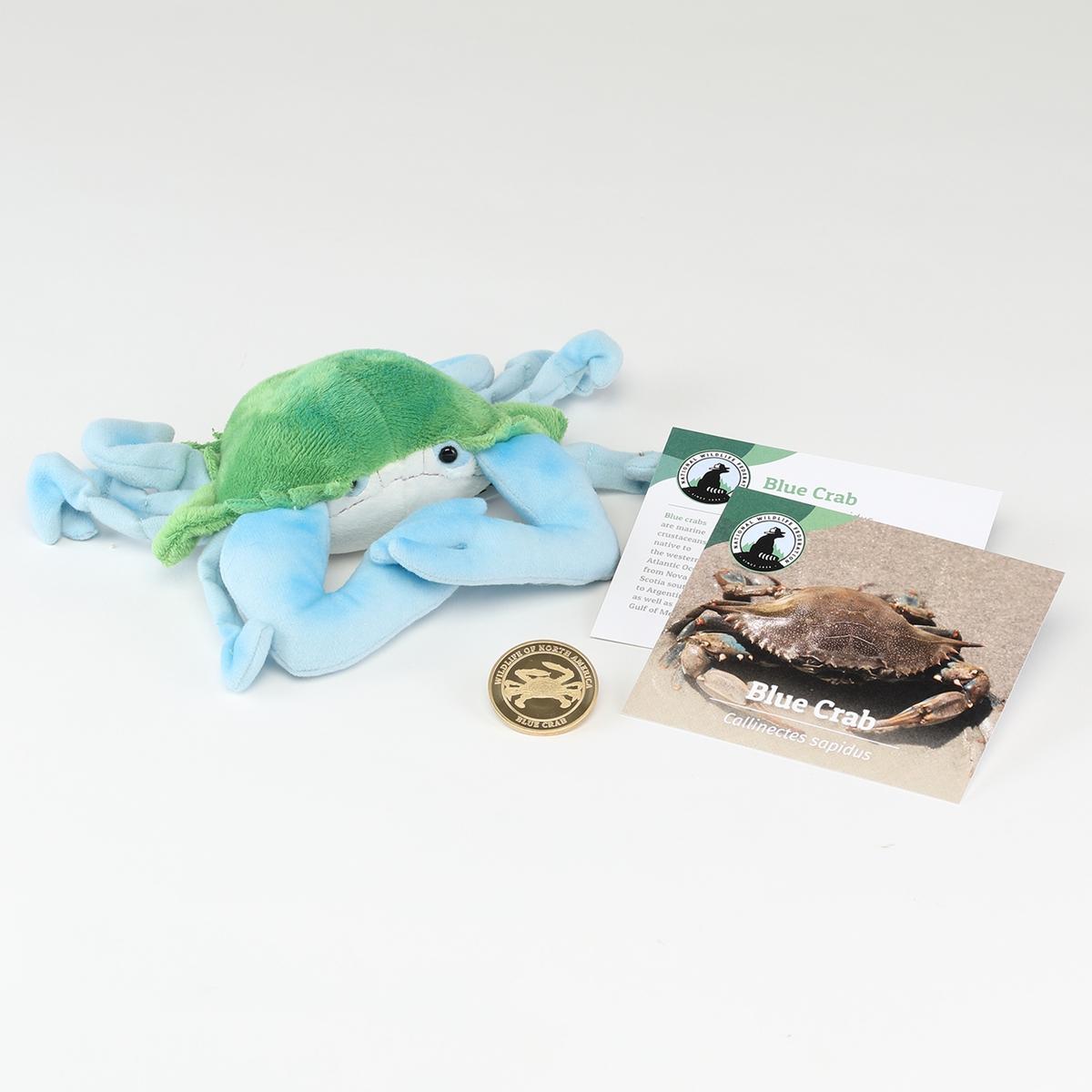 Blue Crab Collector Coin