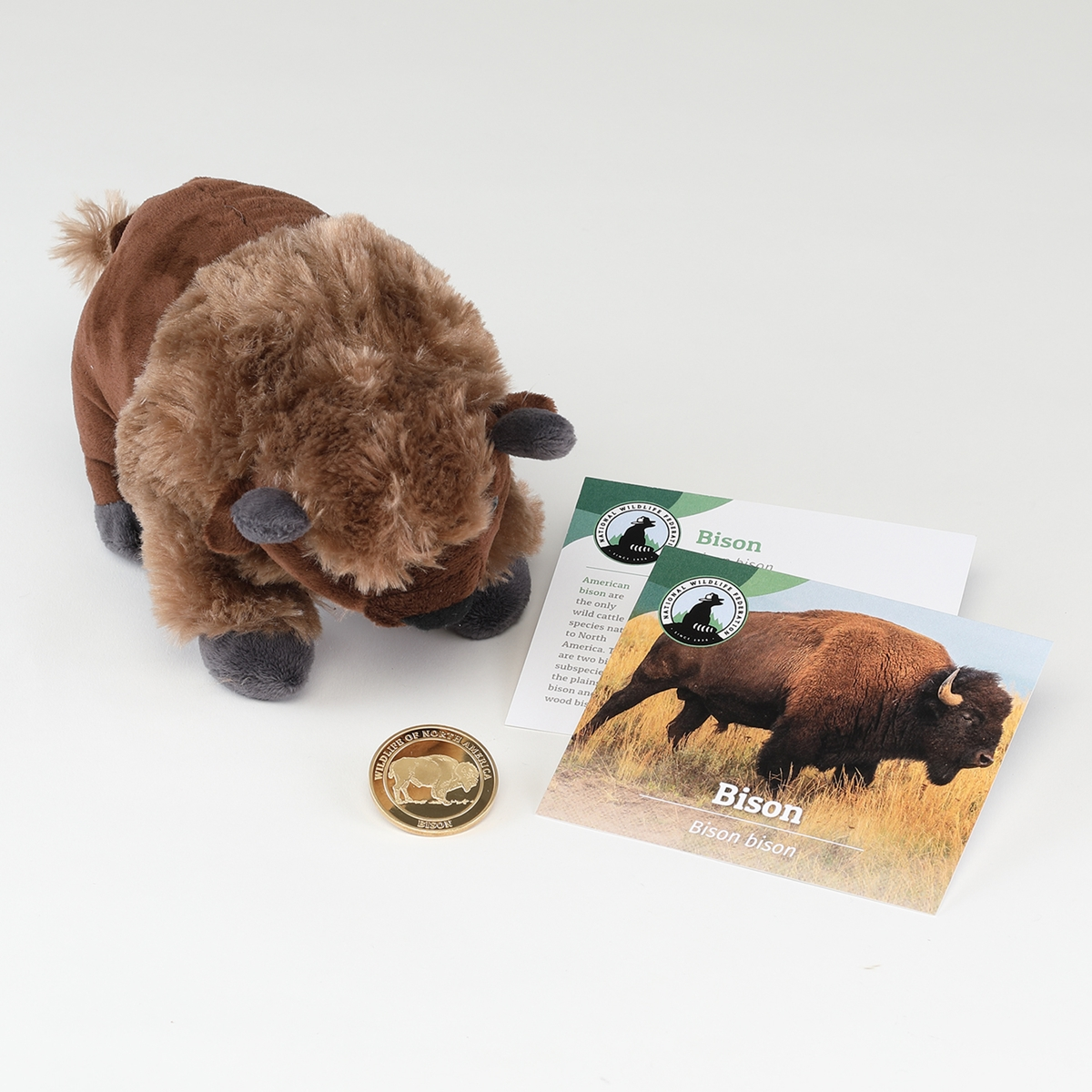 Bison Collector Coin