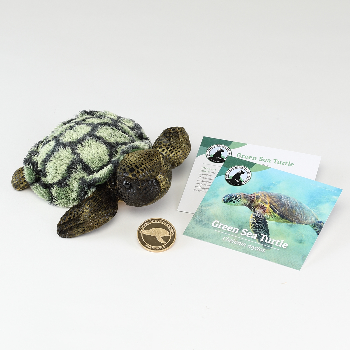 Sea Turtle Collector Coin