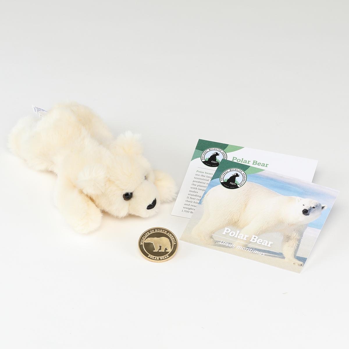 Polar Bear Collector Coin