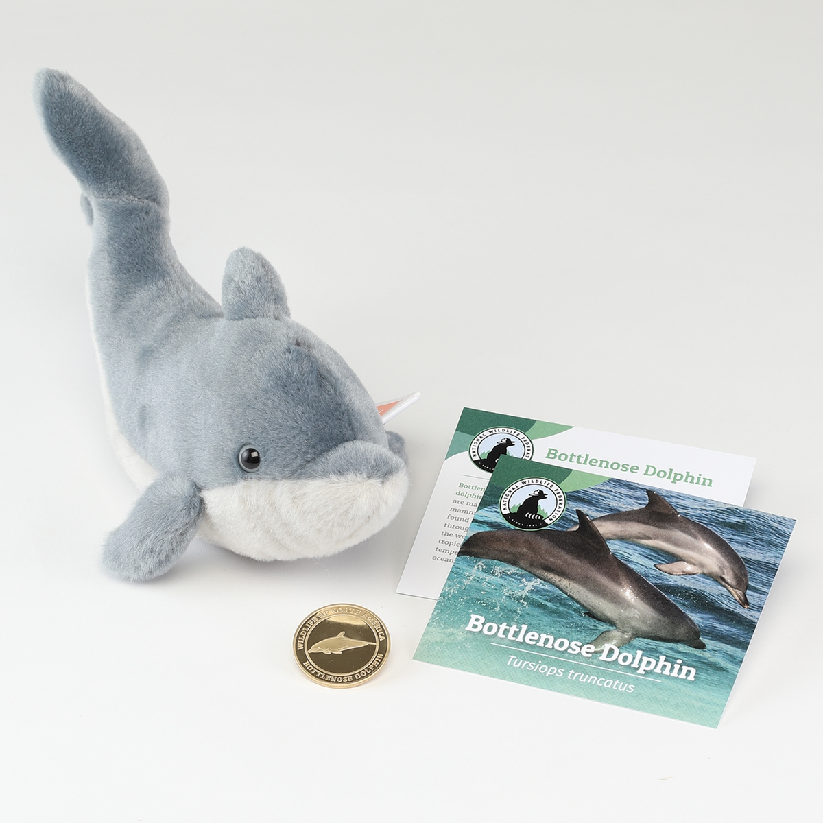 Bottlenose Dolphin Collector Coin