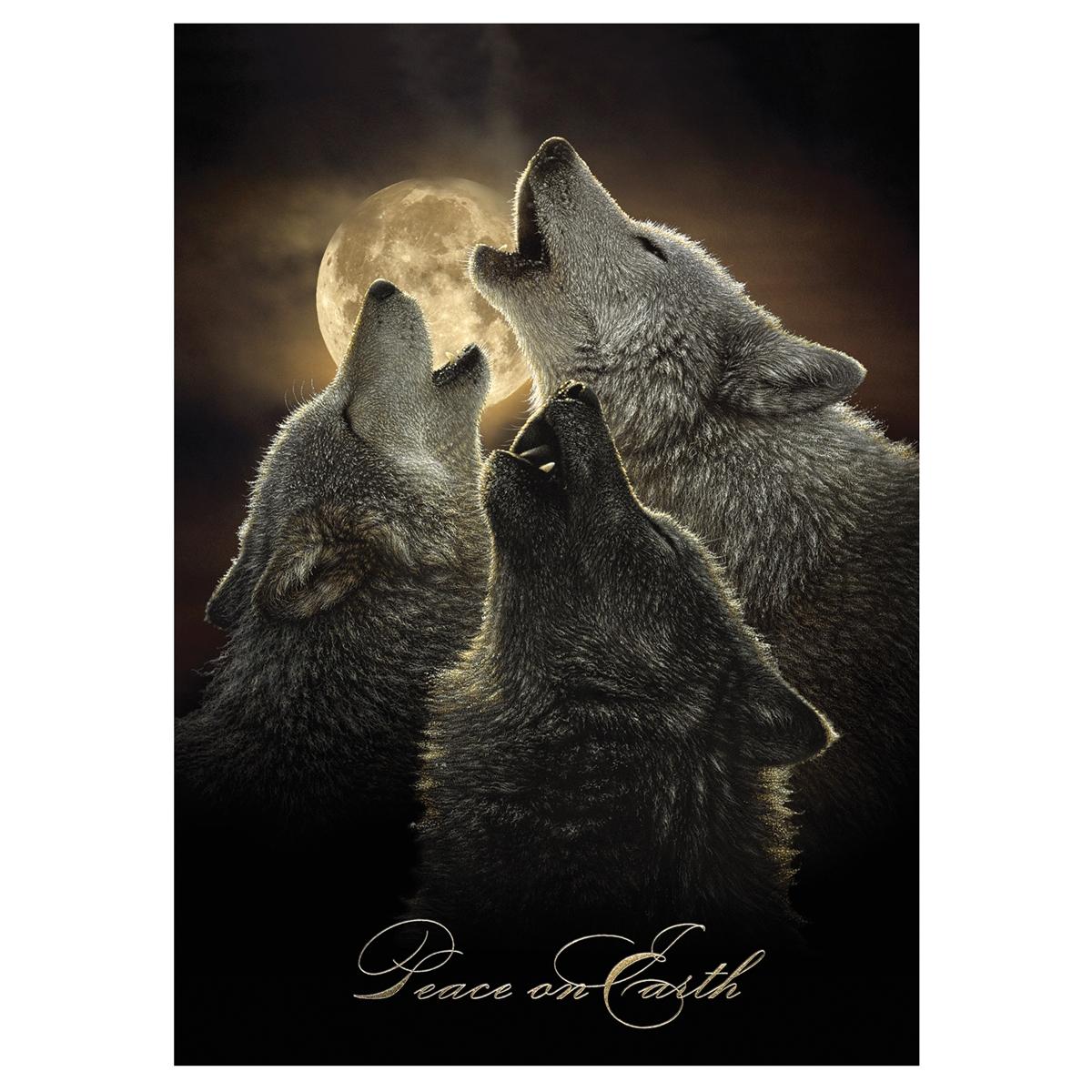 Wolf Trinity Card