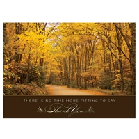 Fall Path Card
