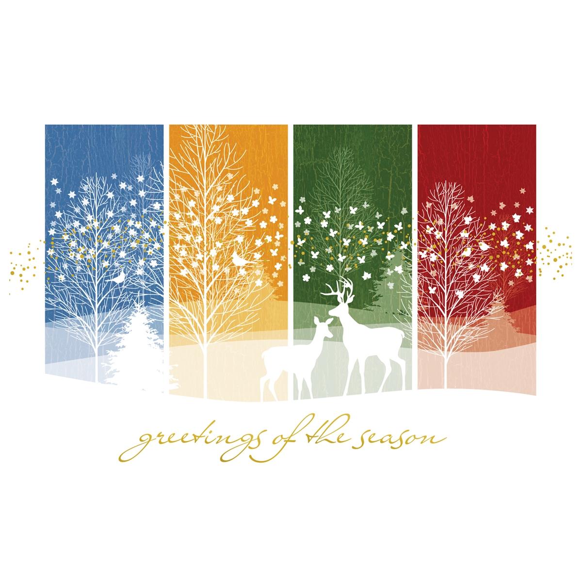 Change of the Seasons Card
