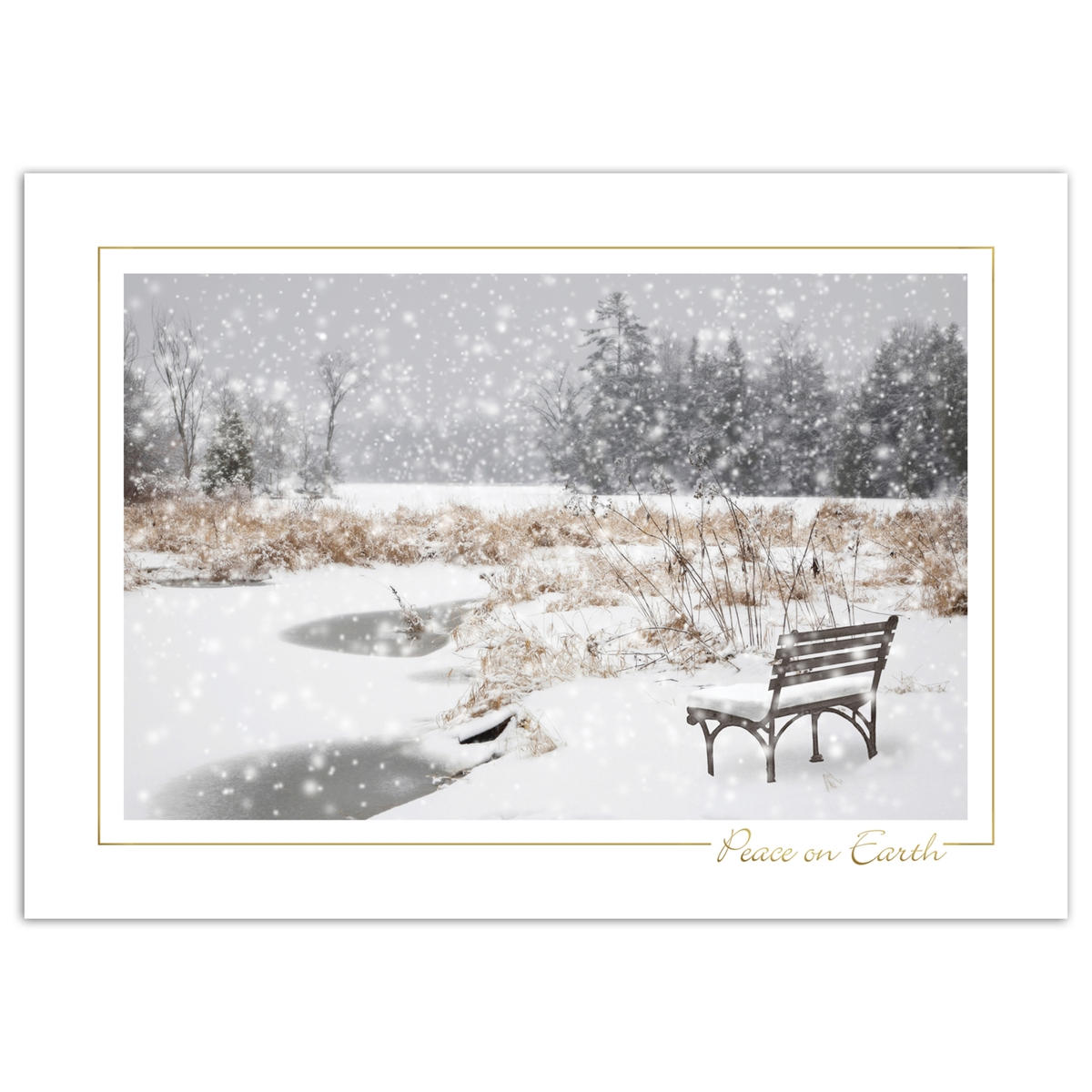 Winter at Rest Card