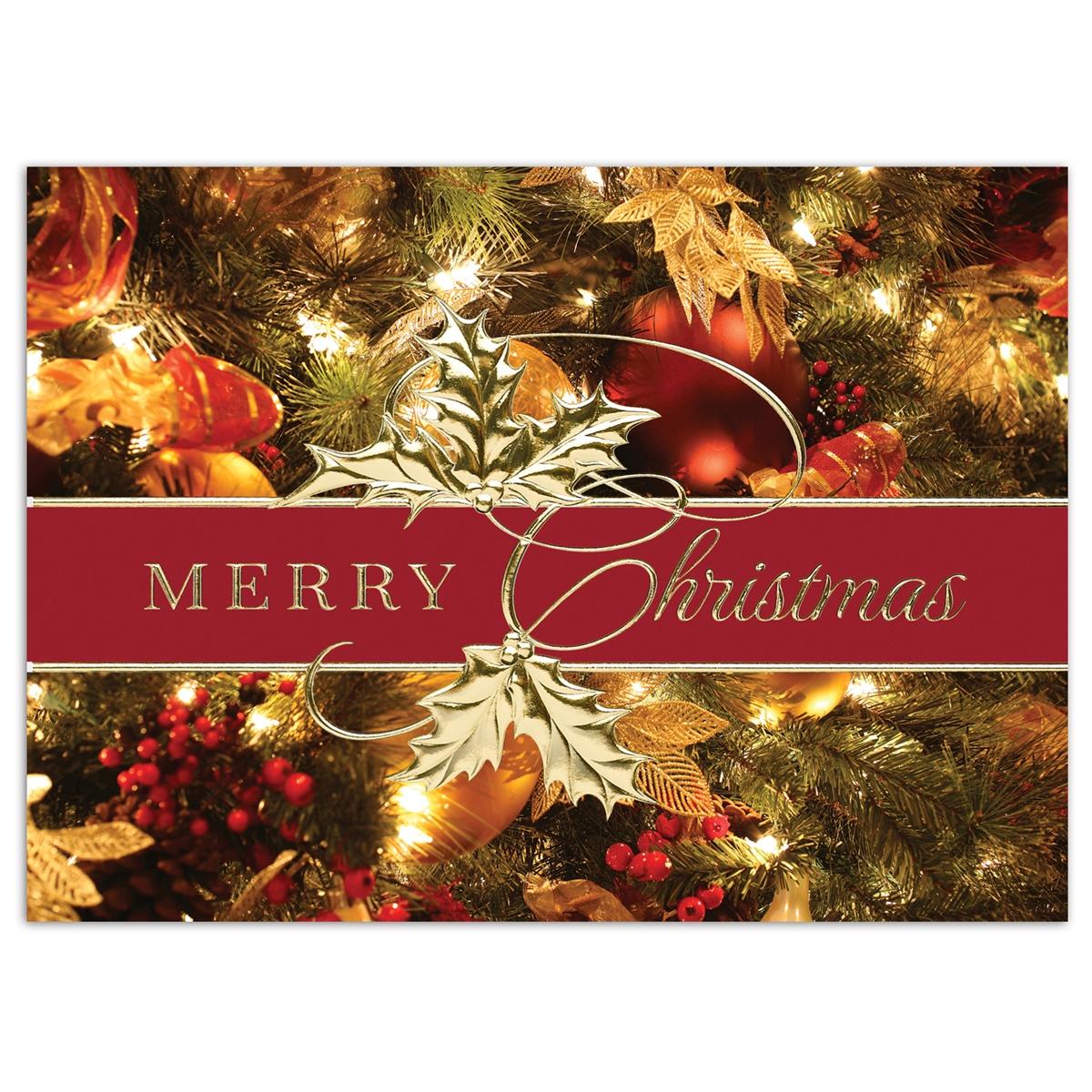 Stunning Christmas Card