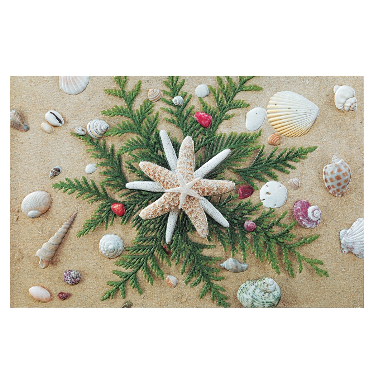 Seaside Stars Card