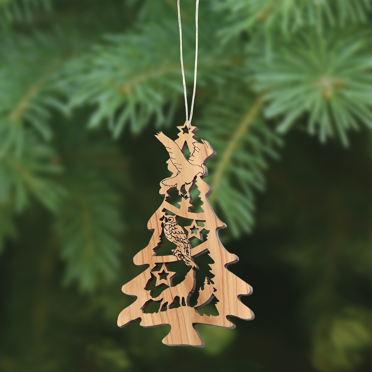 Wildlife Tree Ornament