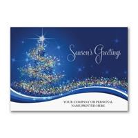 Wrapped in Magic Holiday Cards