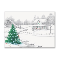 Home for the Holidays Cards