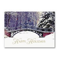 Winter Beauty Holiday Cards
