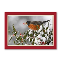 Berry Picking Holiday Cards