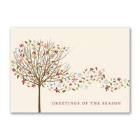 Season's Change Holiday Cards
