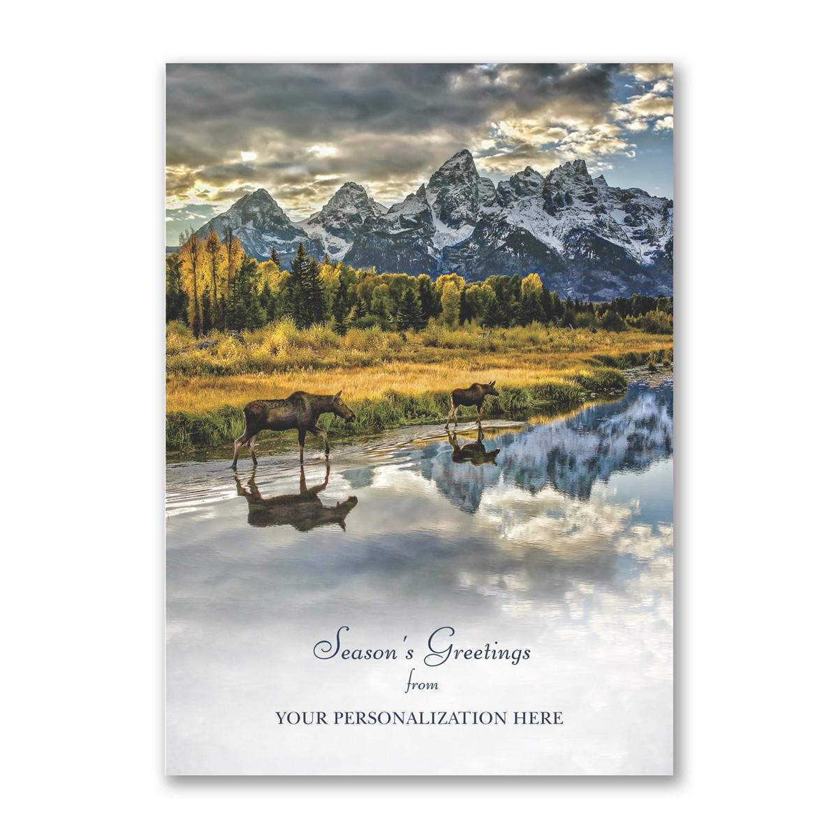 Schwabacher Landing Holiday Cards