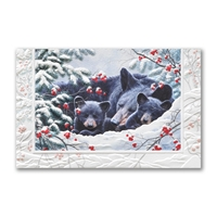 Cozy Holiday Cards
